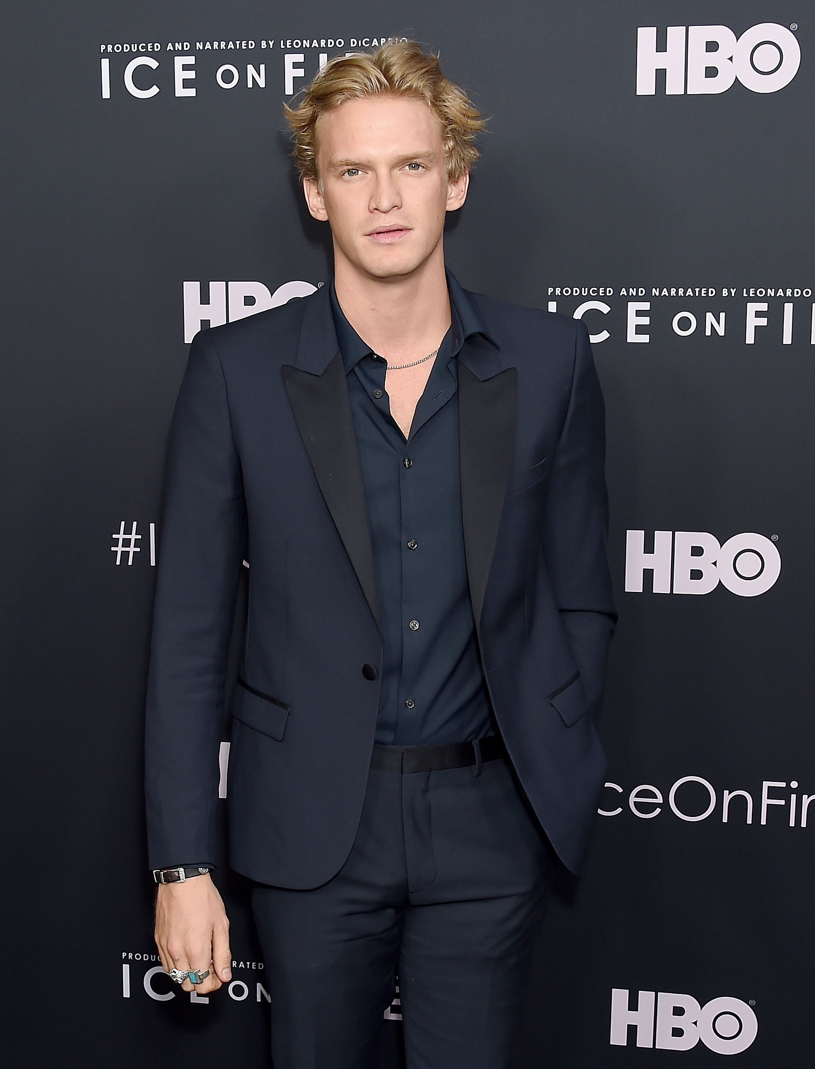 Cody Simpson at an event