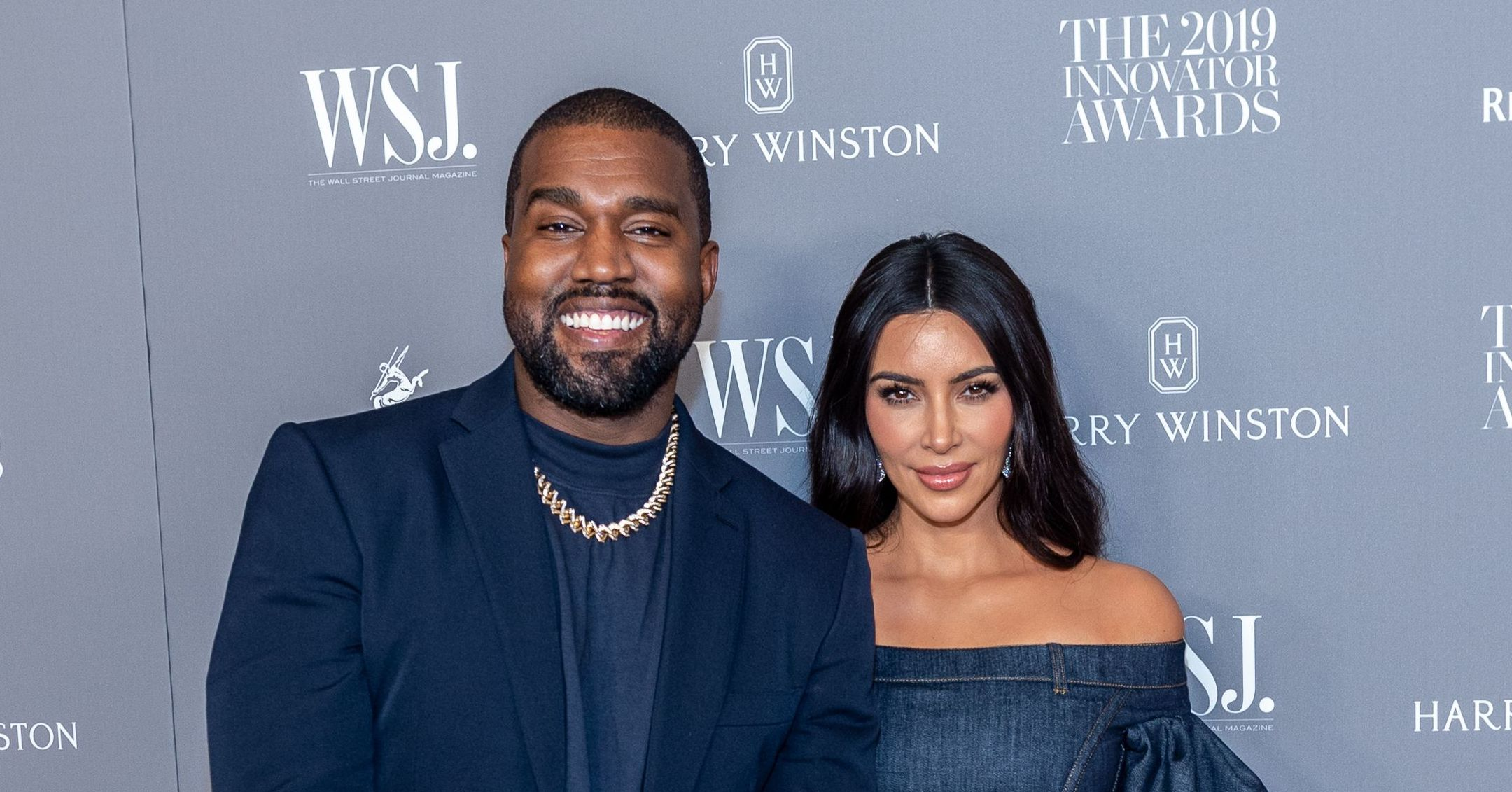 Kim and Kanye are still married and still going strong.