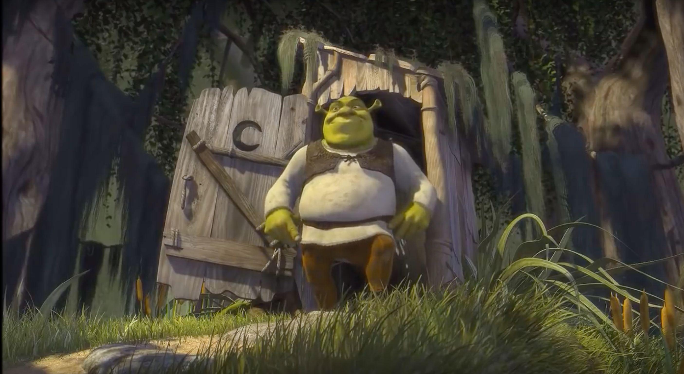 There's A Heartbreaking Death In 'Shrek