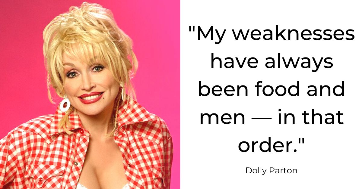 Dolly Parton Quotes To Get You Through Your 9 To 5