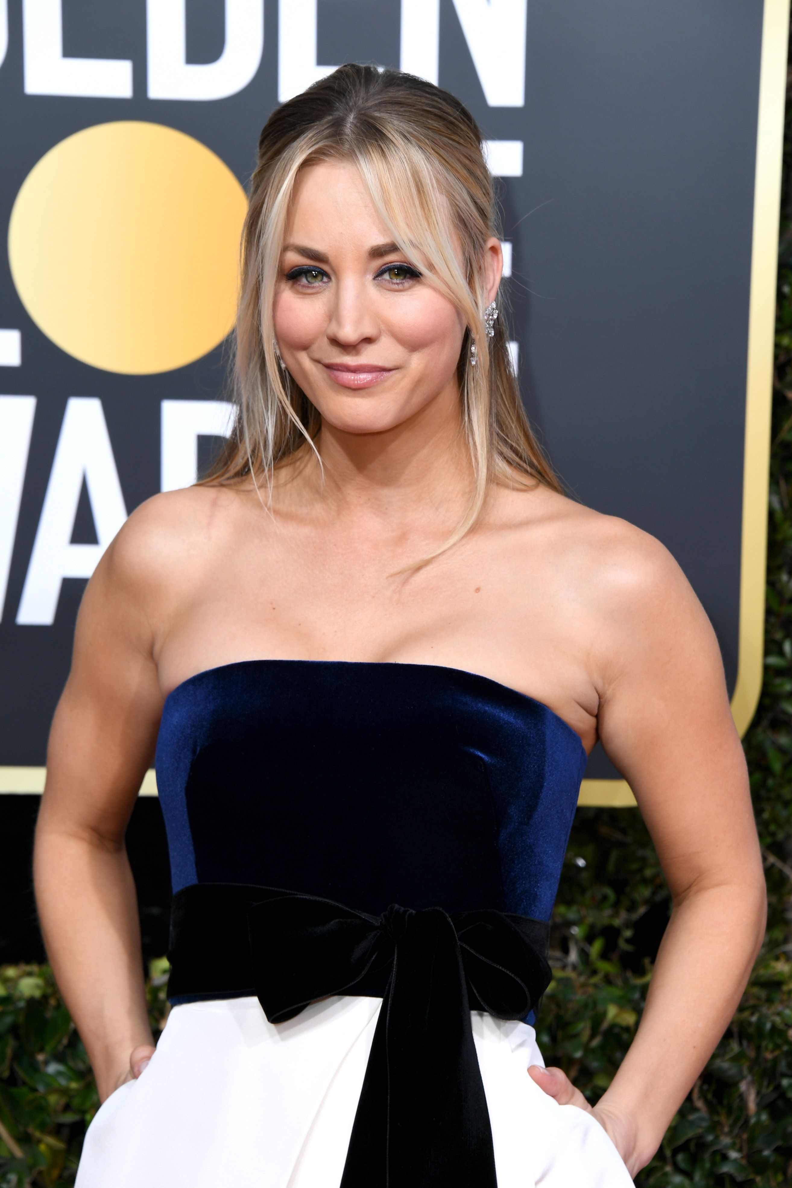 "Kaley Cuoco's voice was used in a December episode of ""Young Sheldon"""