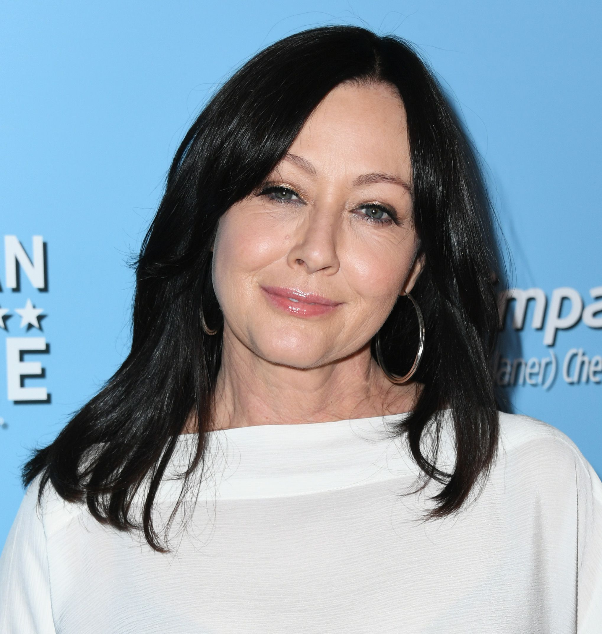 Shannen Doherty revealed earlier this month that she was battling stage 4 breast cancer.