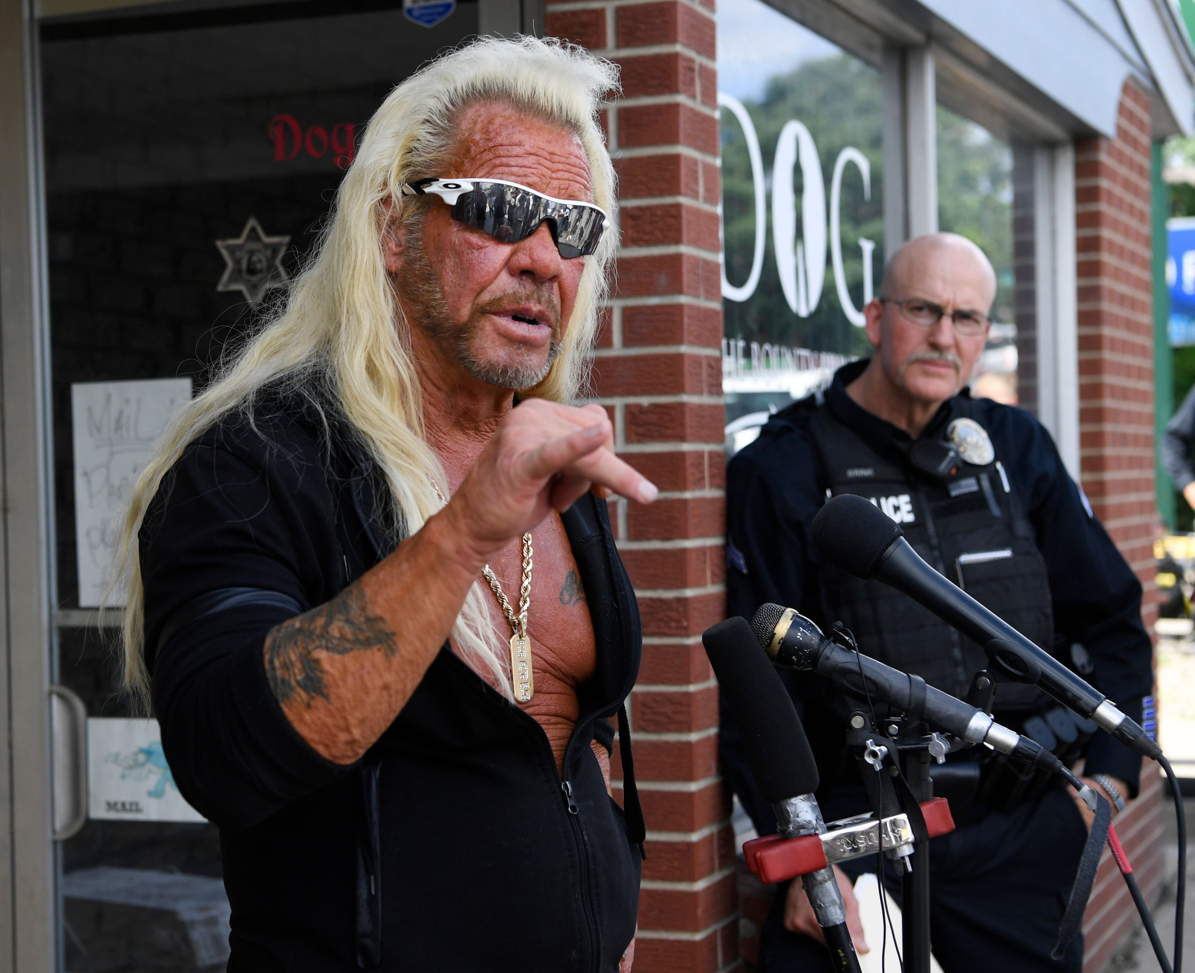 Dog The Bounty Hunter Released From The Hospital Thanks