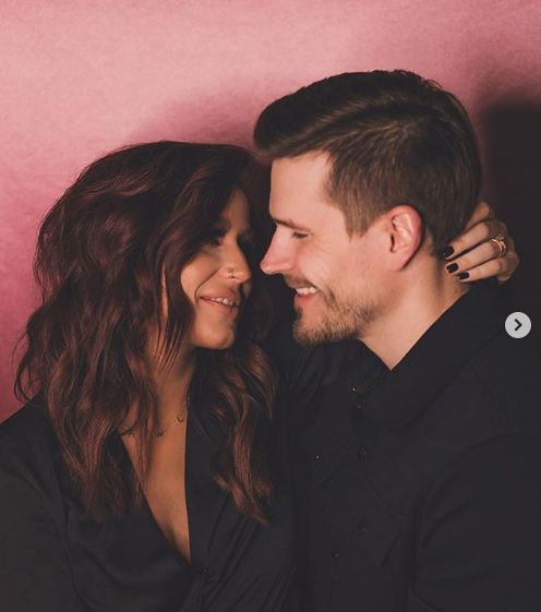 Teen Mom 2 Star Chelsea Houska Stuns In Valentine S Day Pics With Cole Deboer