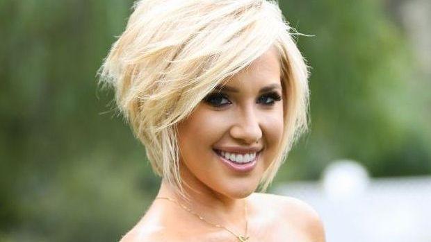 Savannah Chrisley close up