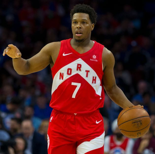 Kyle Lowry making plays for the Raptors
