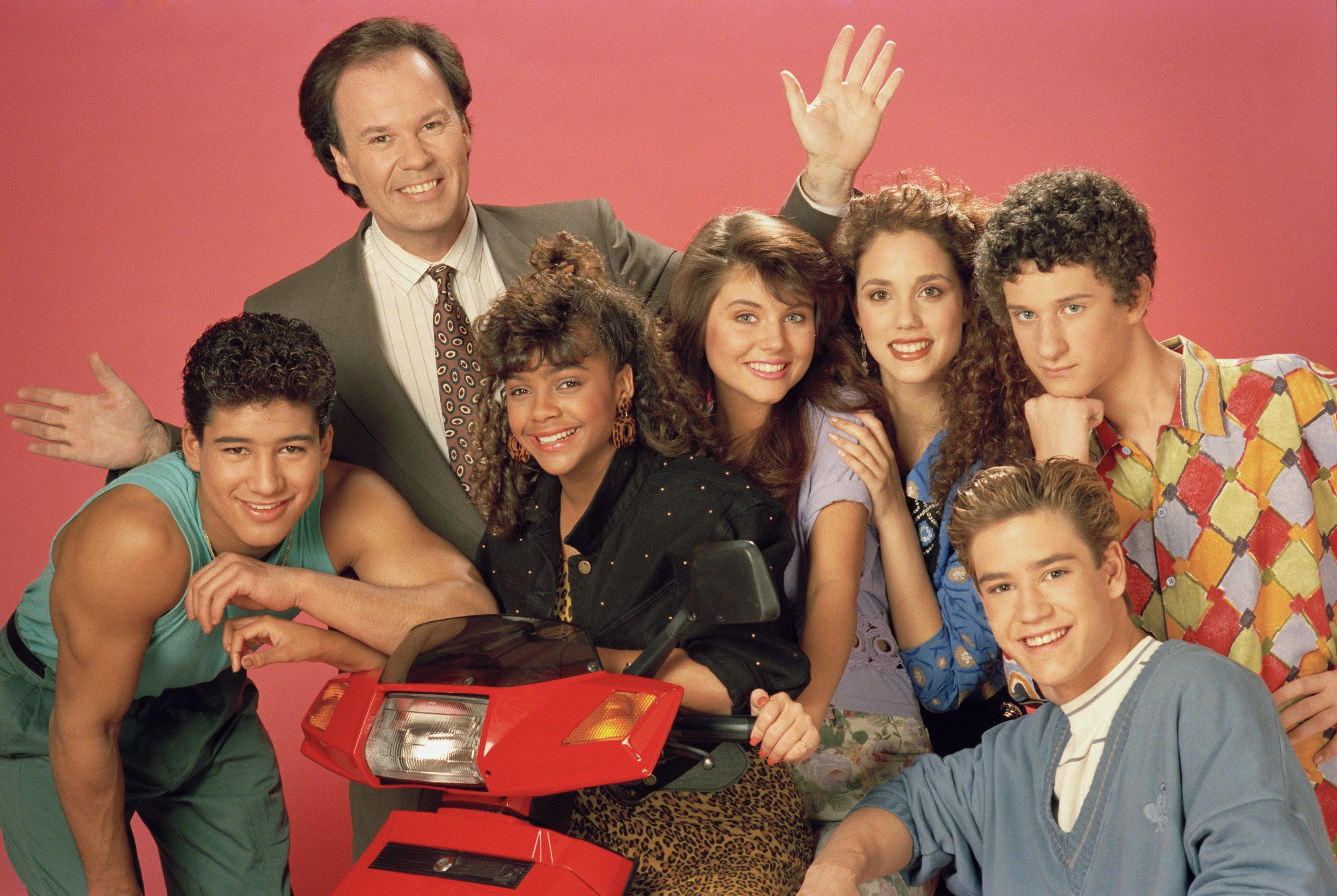Saved By The Bell Reboot In Works With Mario Lopez And Elizabeth