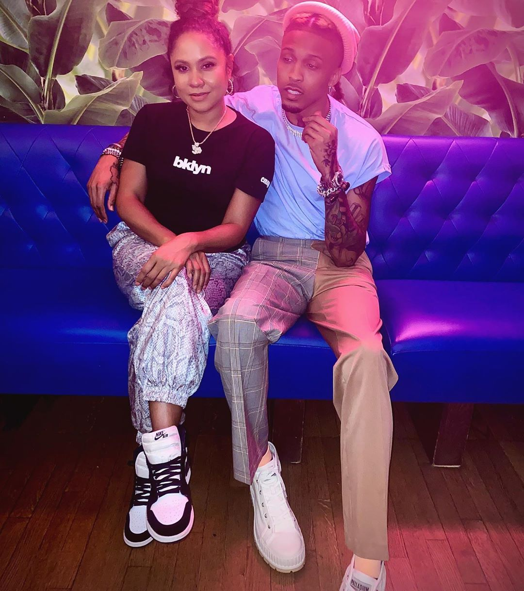 August Alsina Says Jada Pinkett Smith Got A Courtesy Call Before Shocking Relationship Confession