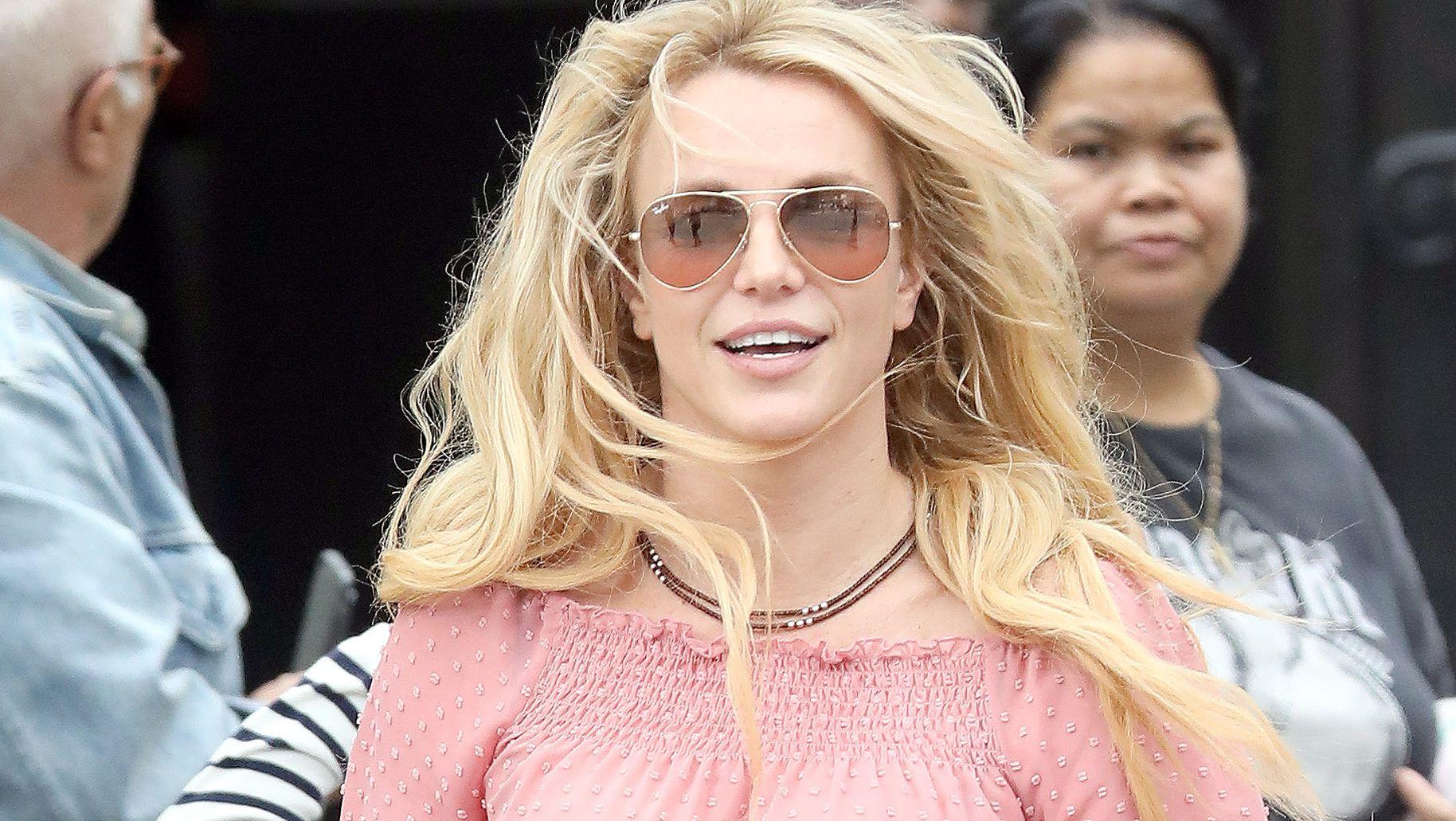 Britney Spears in Los Angeles