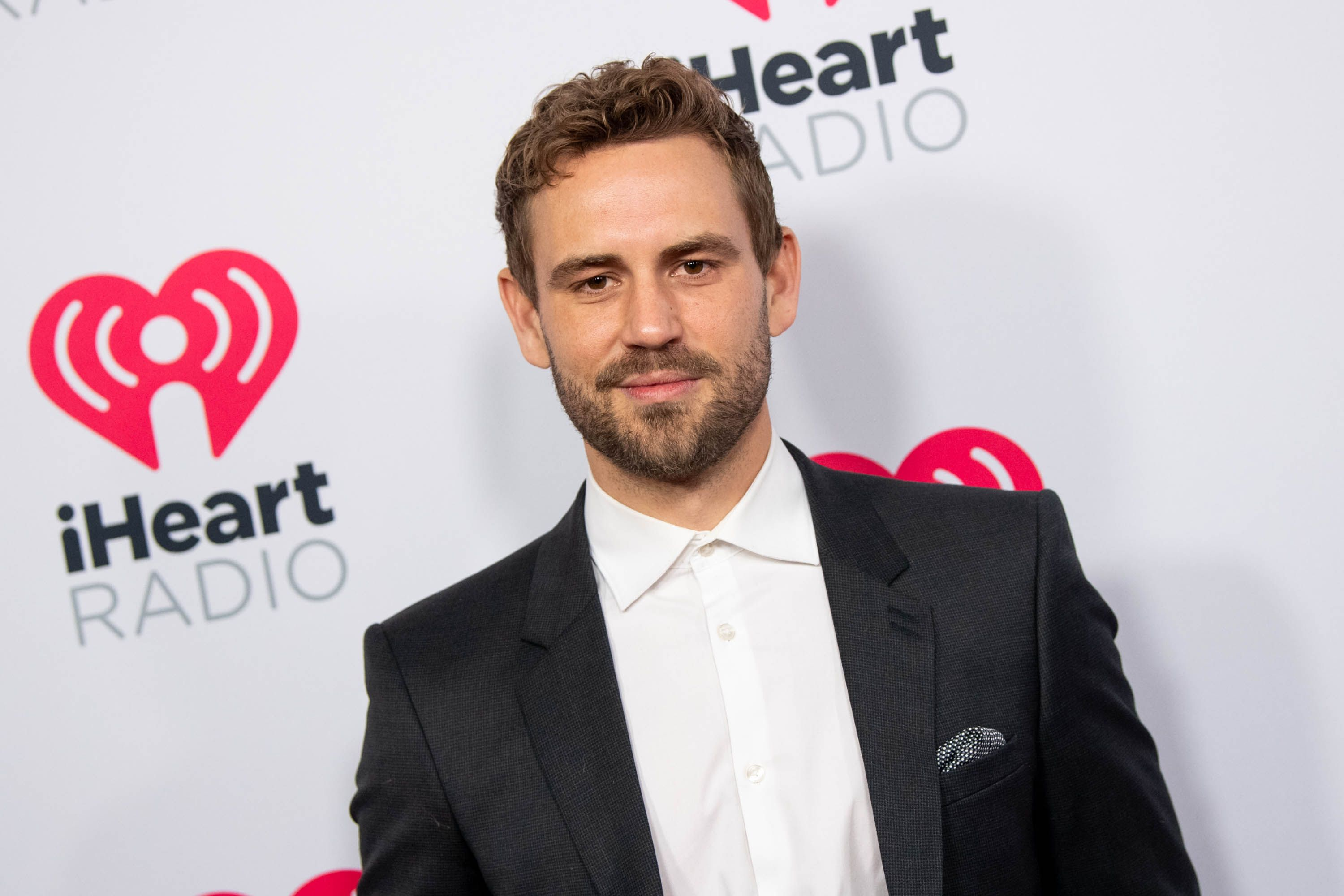 Nick Viall at an Iheart radio event