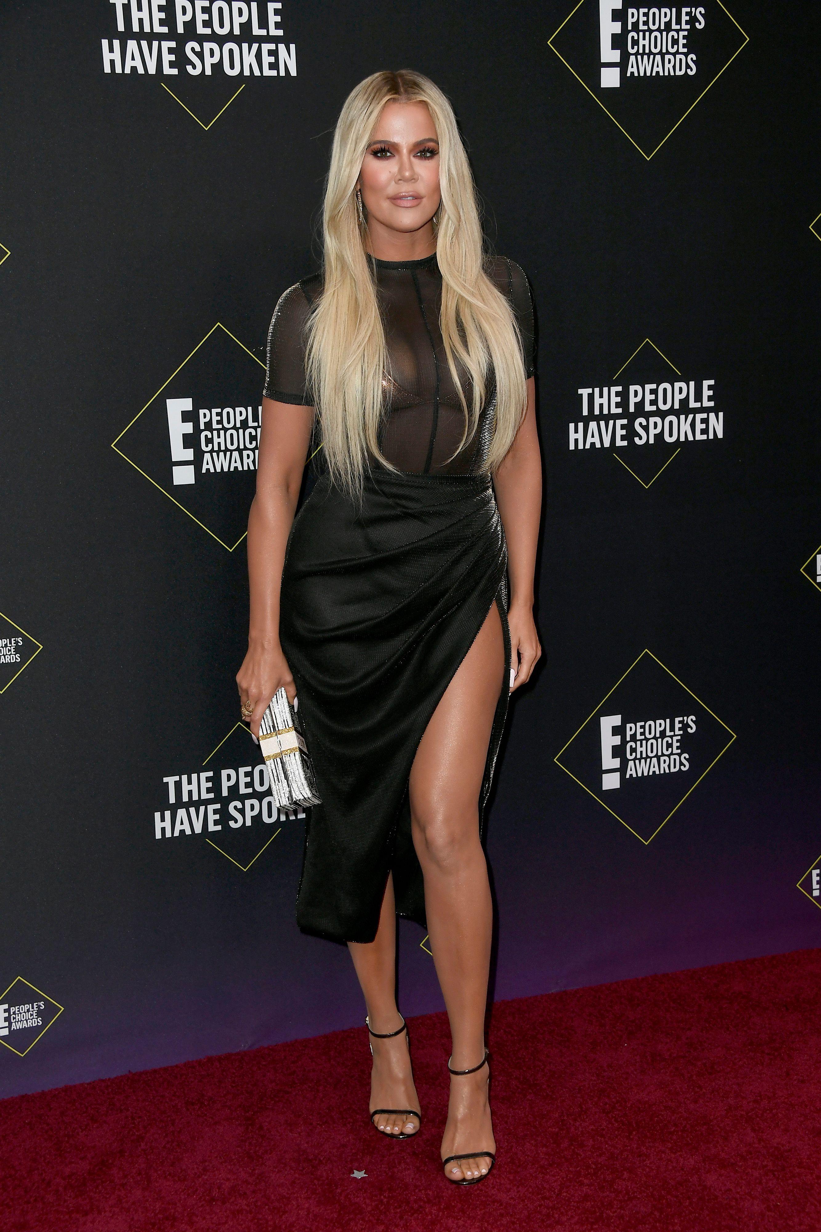 Fans Give Khloe Kardashian Huge Respect For How She Co Parents