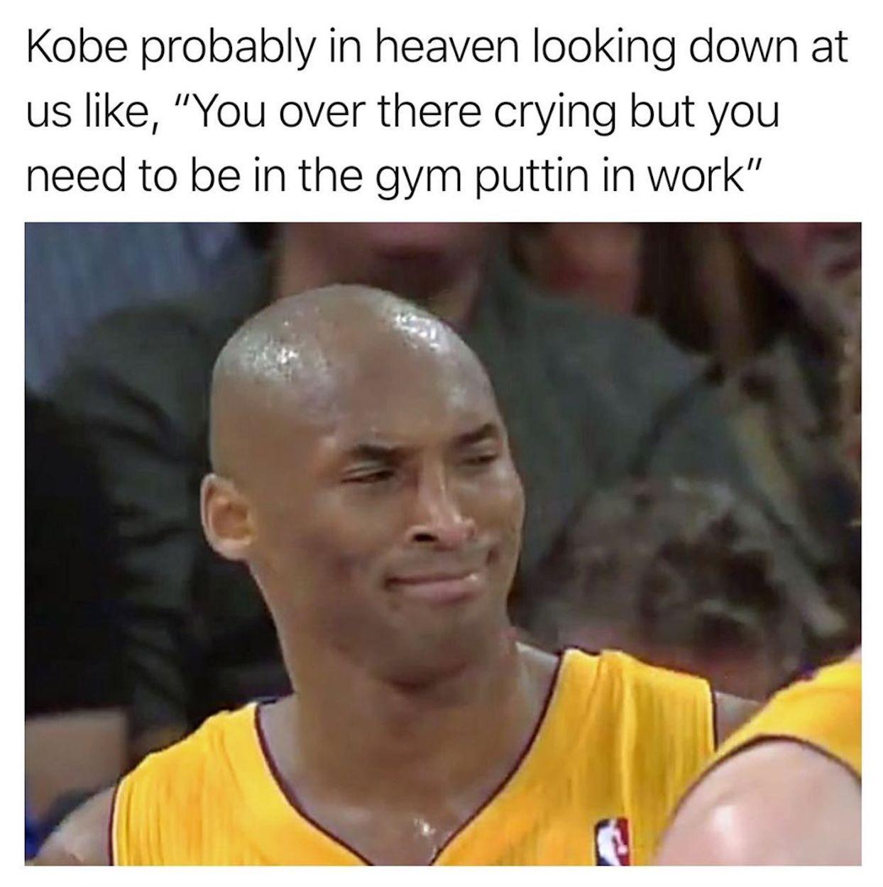 Mario Lopez Faces Backlash Over Kobe Bryant Meme Too Soon