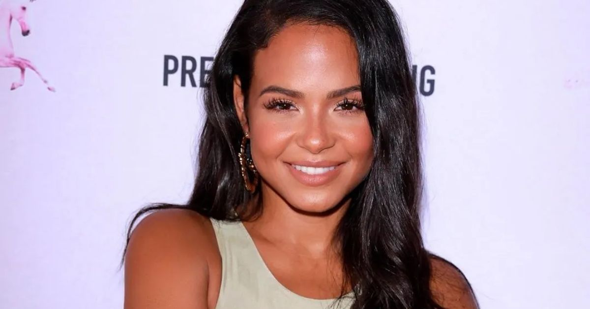 Christina Milian STUNS In The 'Jungle' Sporting See-Through White Bikini! - The Blast