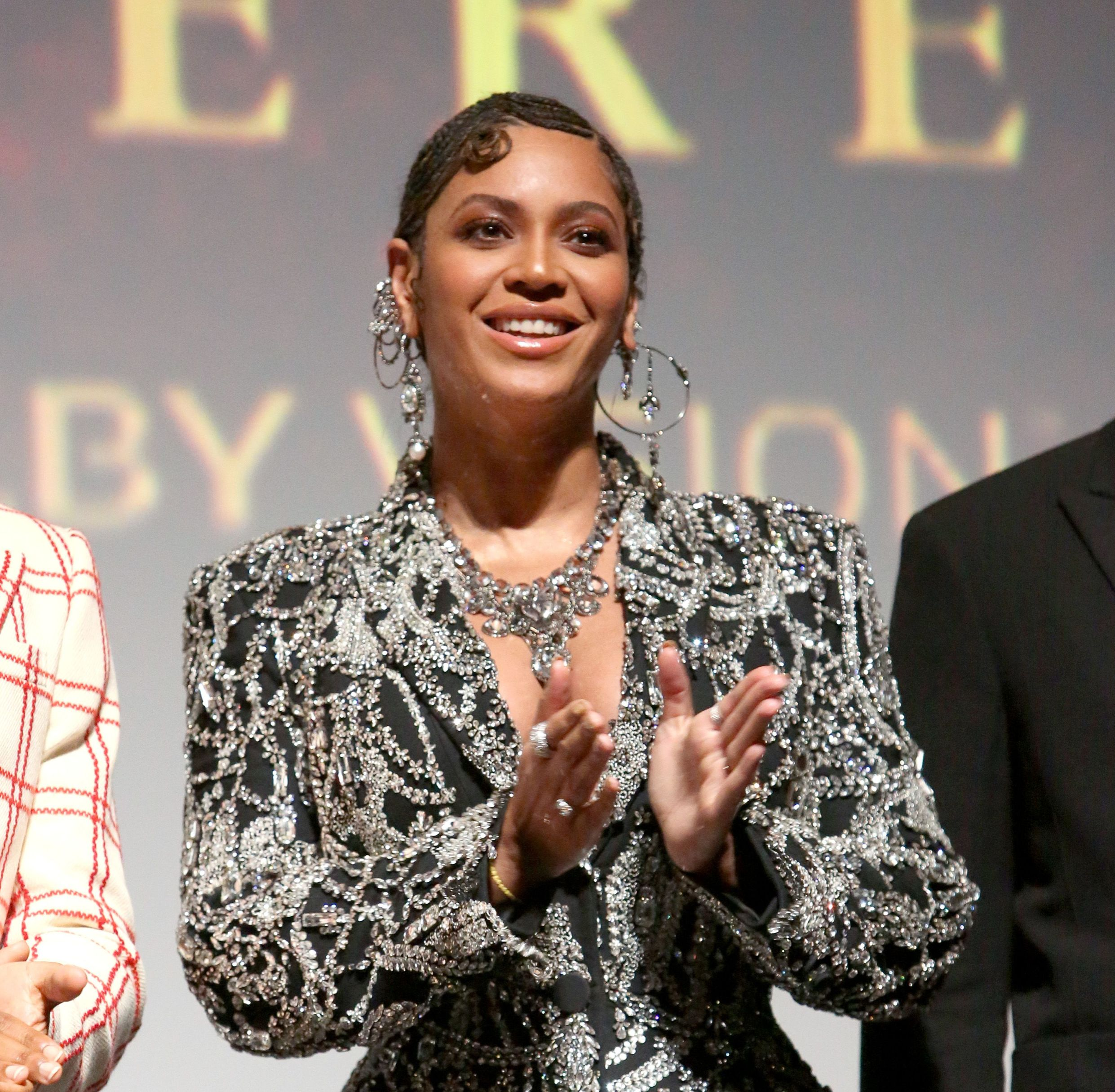 Beyonce's new film is called 'Black Is King.'