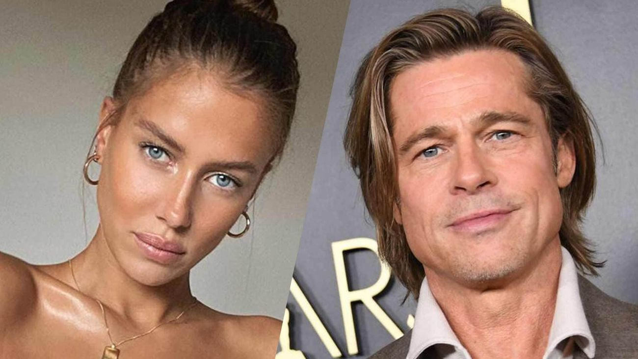 Brad Pitt S Girlfriend Nicole Poturalski Breaks Silence After Reported Break Up