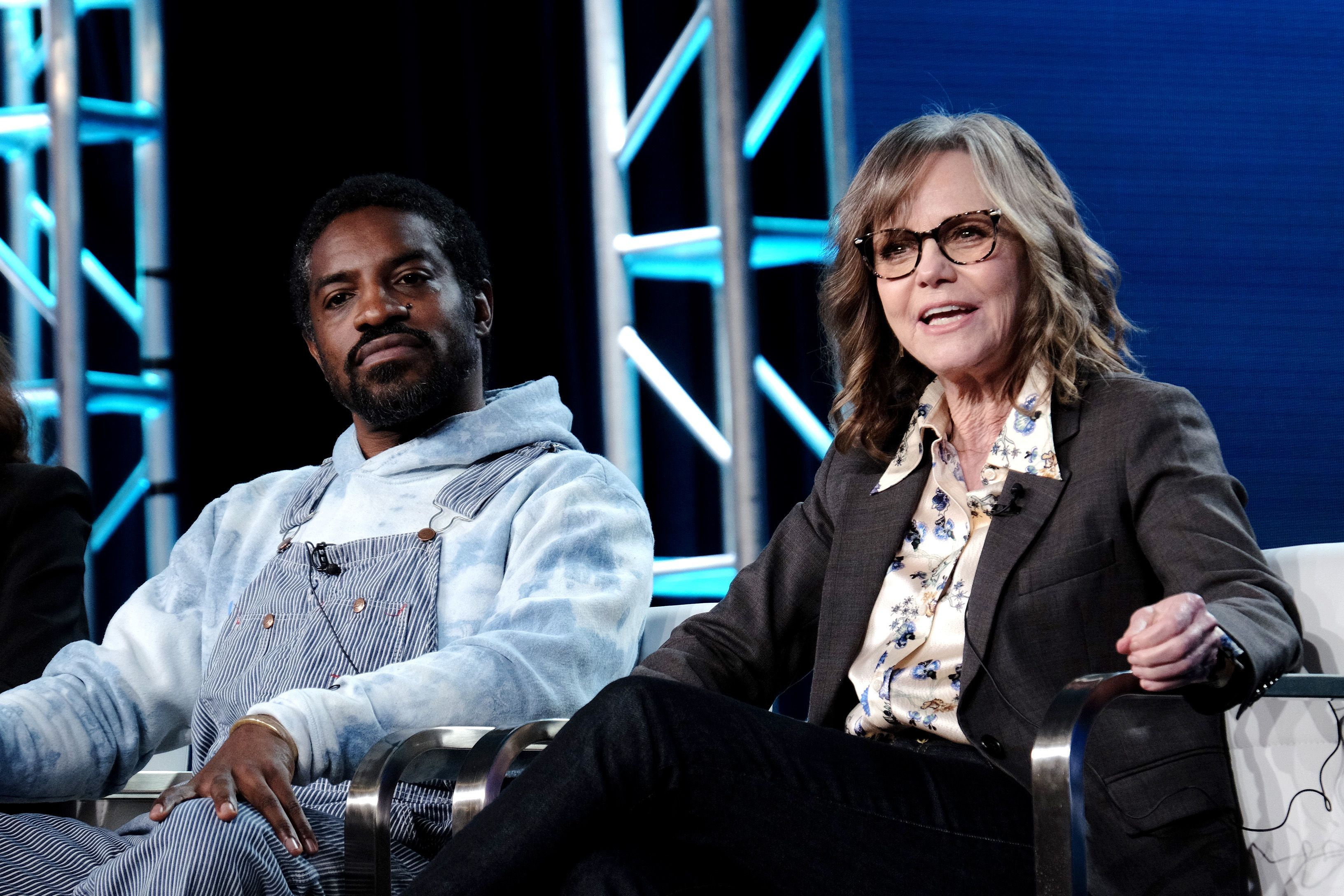 Andre 3000 and Sally Field
