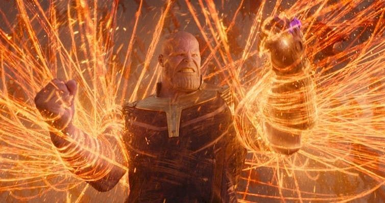 We Figured Out Which Infinity Stones Thanos Used To Beat Doctor