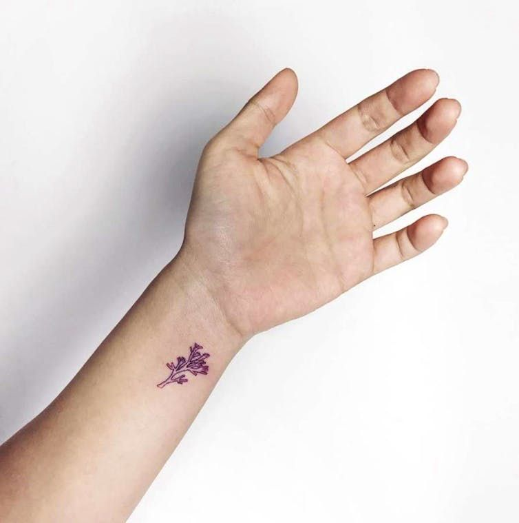 12 Tiny Wrist Tattoos That Are Totally Making Us Want To Get Inked