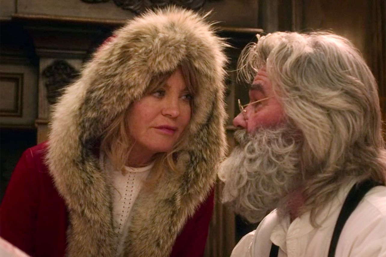 Kurt Russell And Goldie Hawn Coming