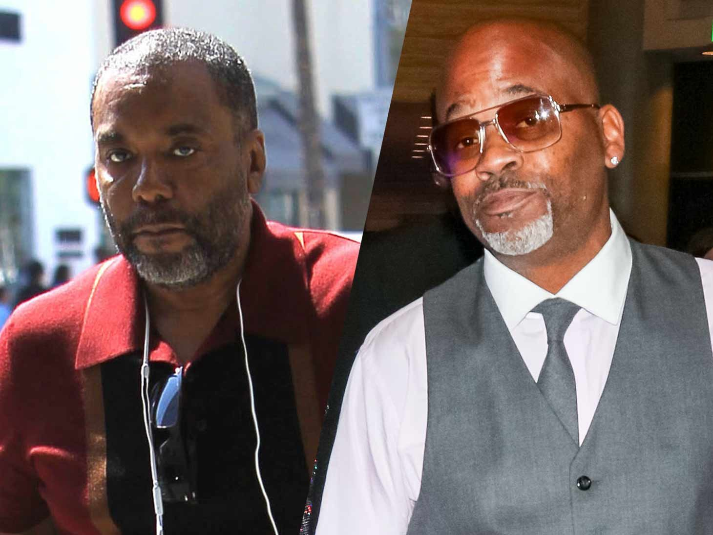 Damon Dash Uses Lee Daniels Settlement Money to Pay off