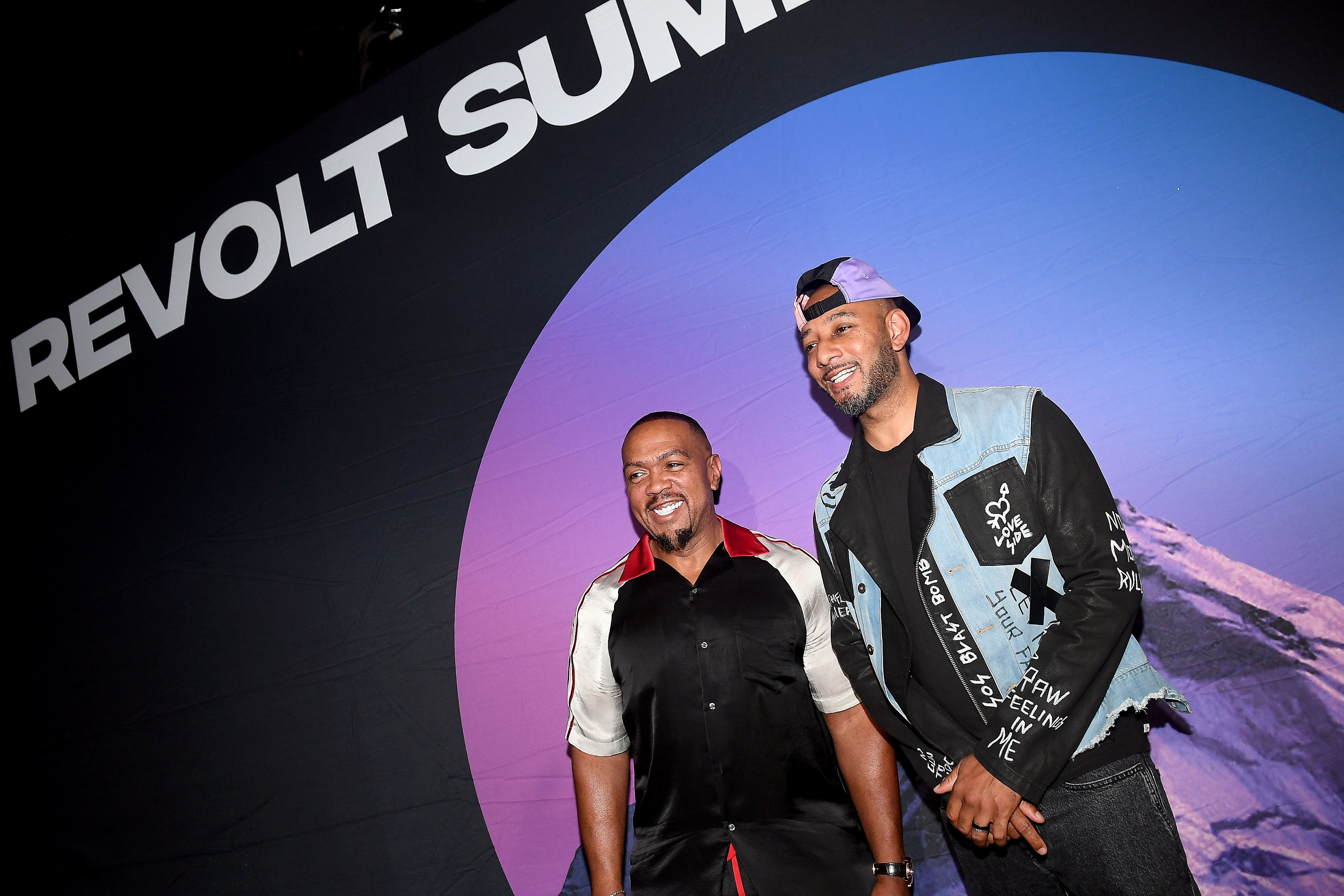 Timbalan and Swizz Beatz created a social media giant with 'Verzuz.'
