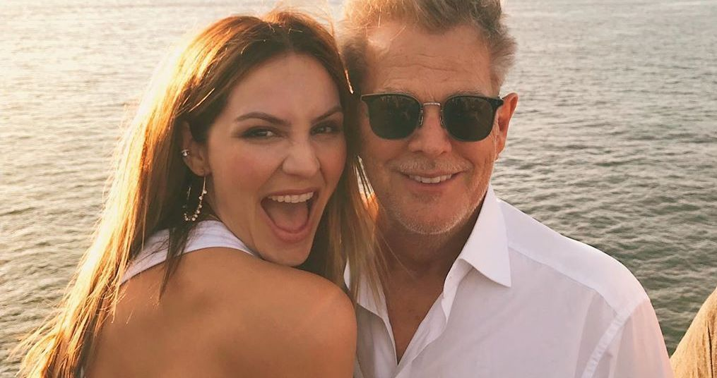 Katharine Mcphee Jokes About The 35 Year Age Gap With Husband David Foster Again