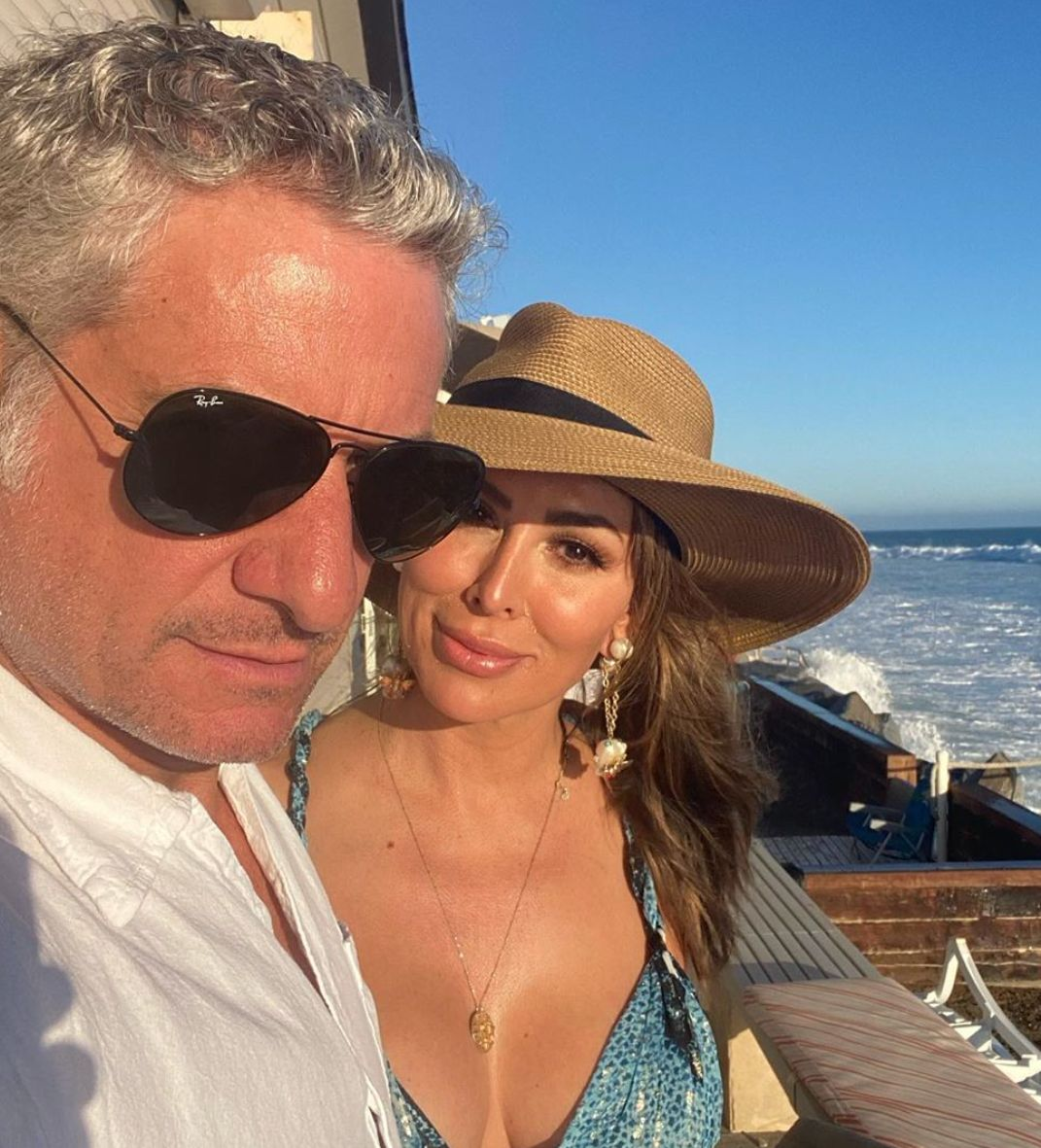 Rhoc Star Kelly Dodd On Intimate Wedding To Rick Leventhal