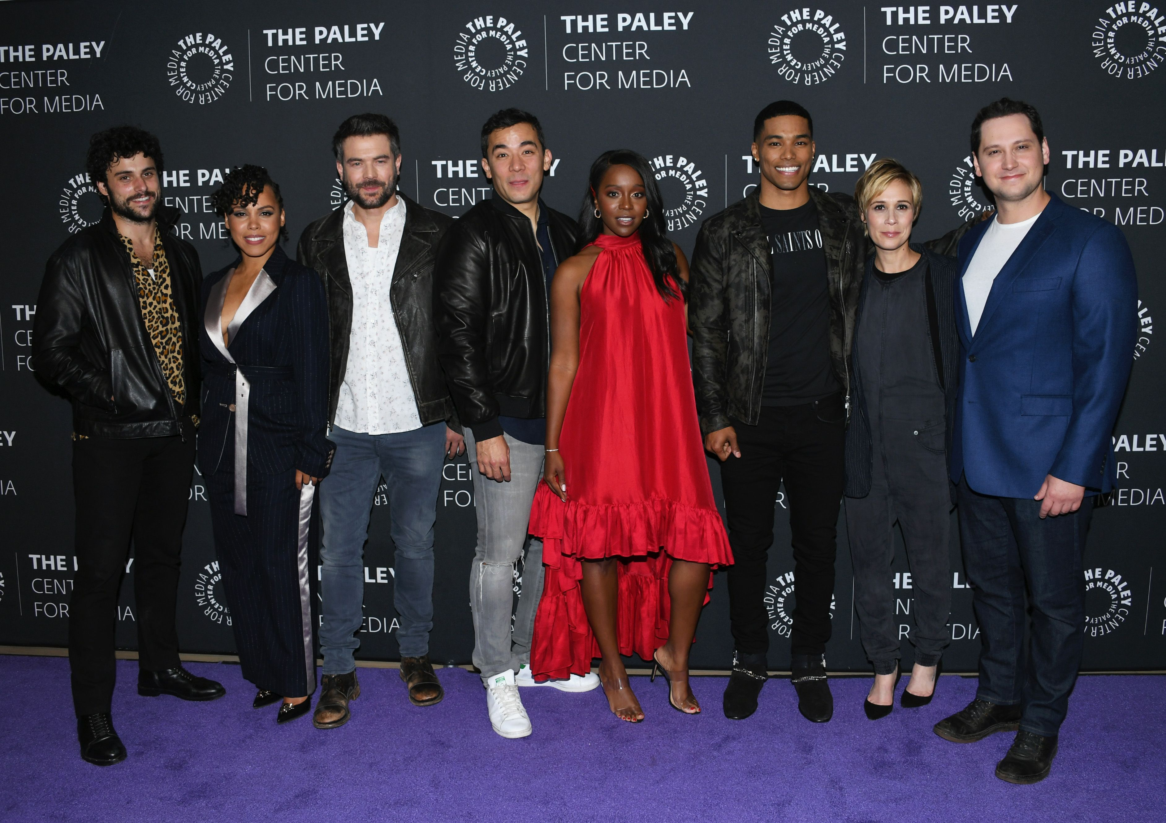 Cast of 'How to Get Away With Murder'