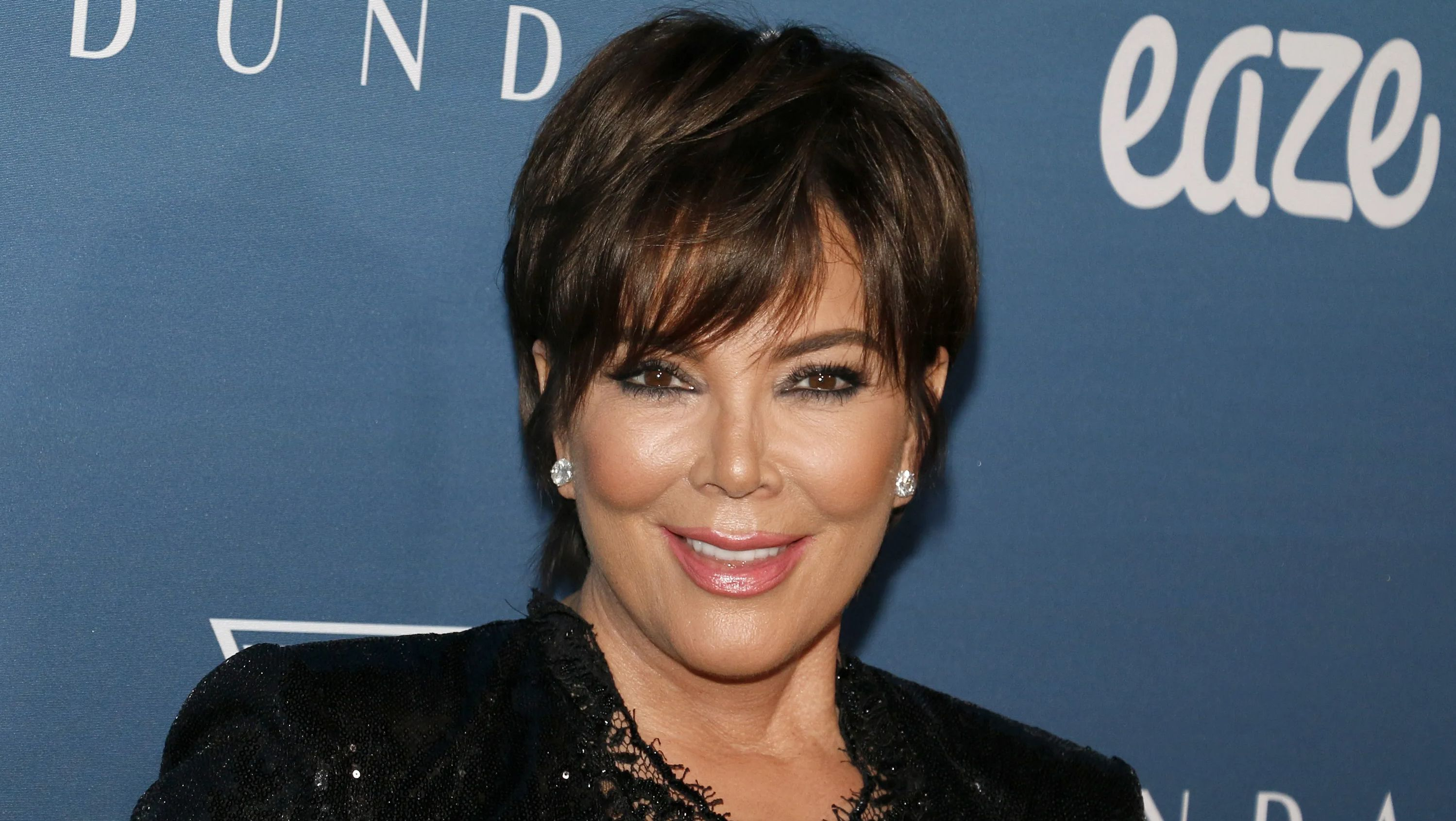 Kris Jenner on red carpet