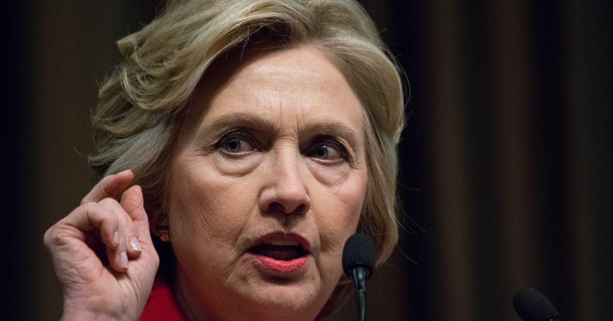 Watch: Hillary Clinton Rips Donald Trump, Slams 'Domestic Enemies'