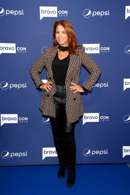 Jill Zarin at an event