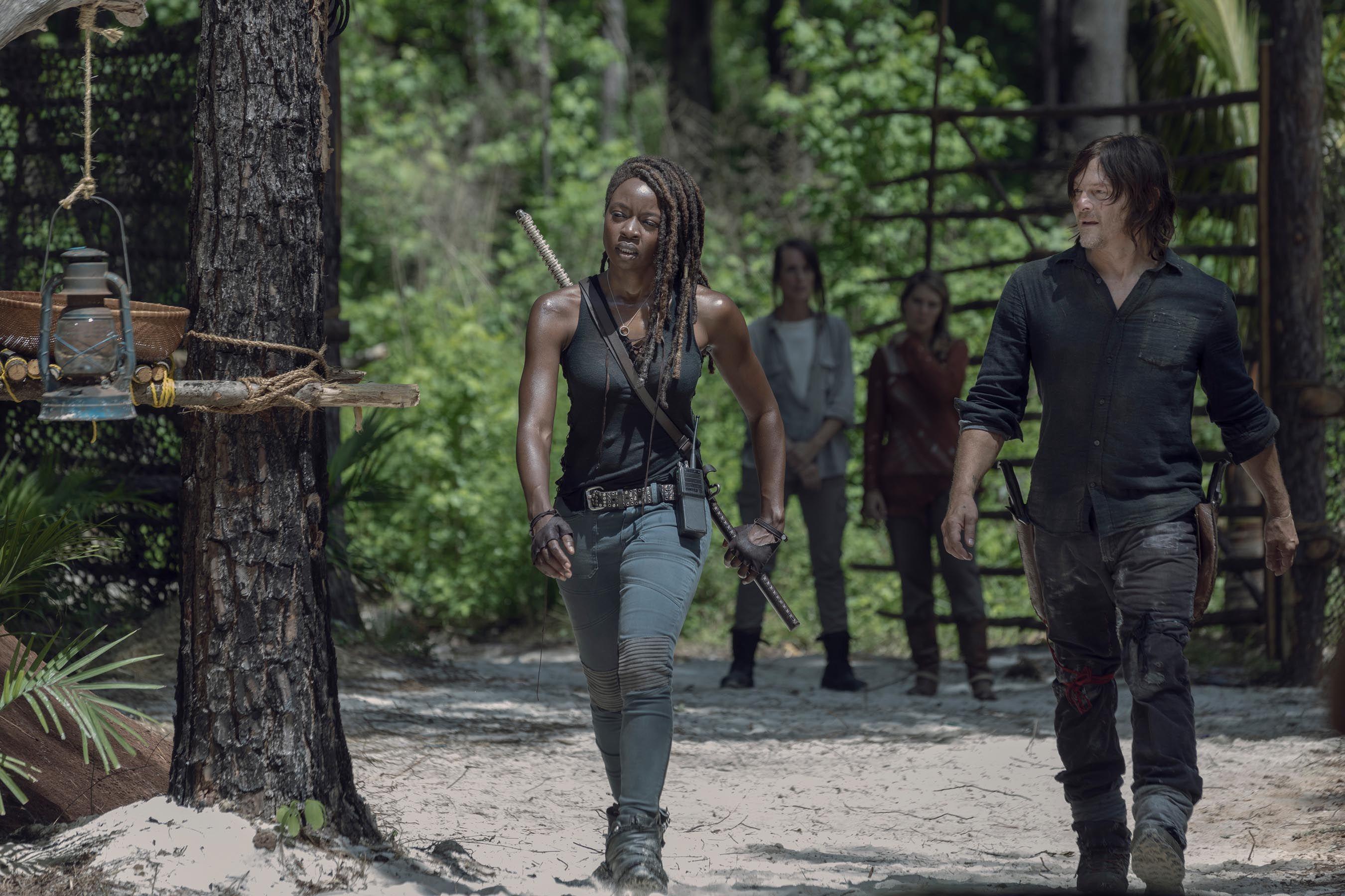 The Walking Dead: Season 11 Photos Reveal New Scene