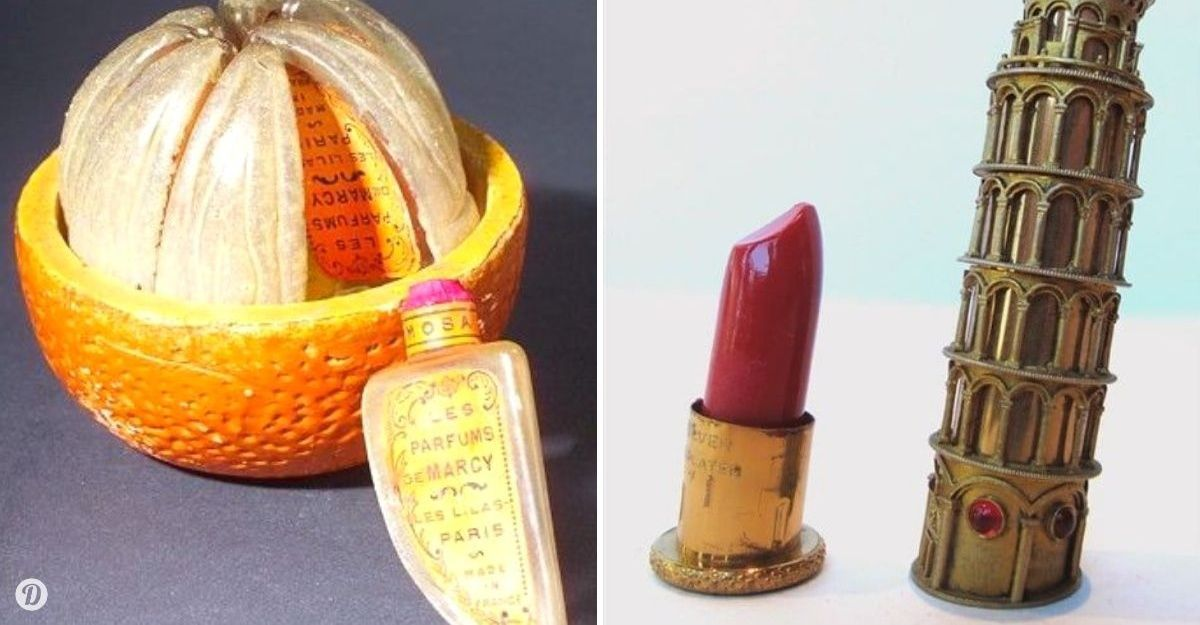 16+ Vintage Beauty Products That Make Us Wish We Were Born ...