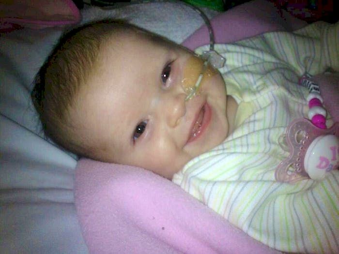 13 Preemie Babies Smiling Because They're Happy To Be Alive