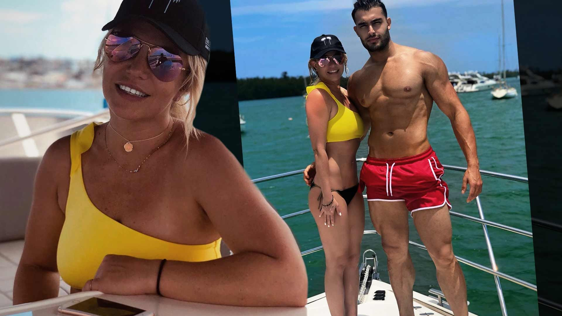 Britney Spears Does Not Want You to Forget How Skinny She Really Is