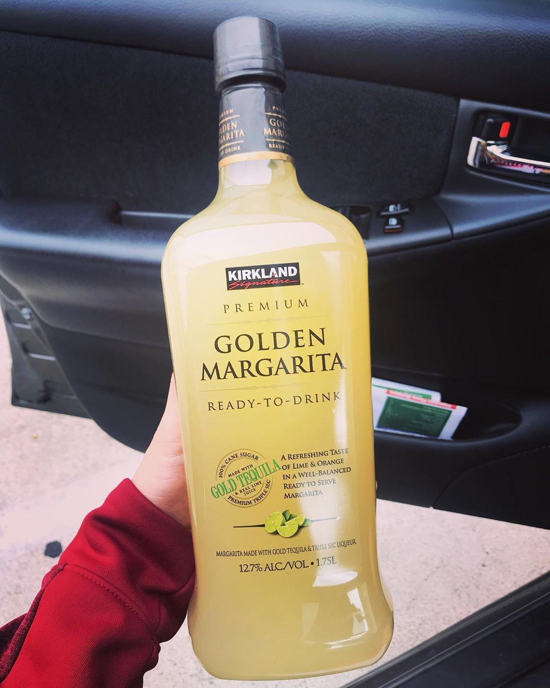 Costco Is Selling A Ready-To-Drink Golden Margarita For