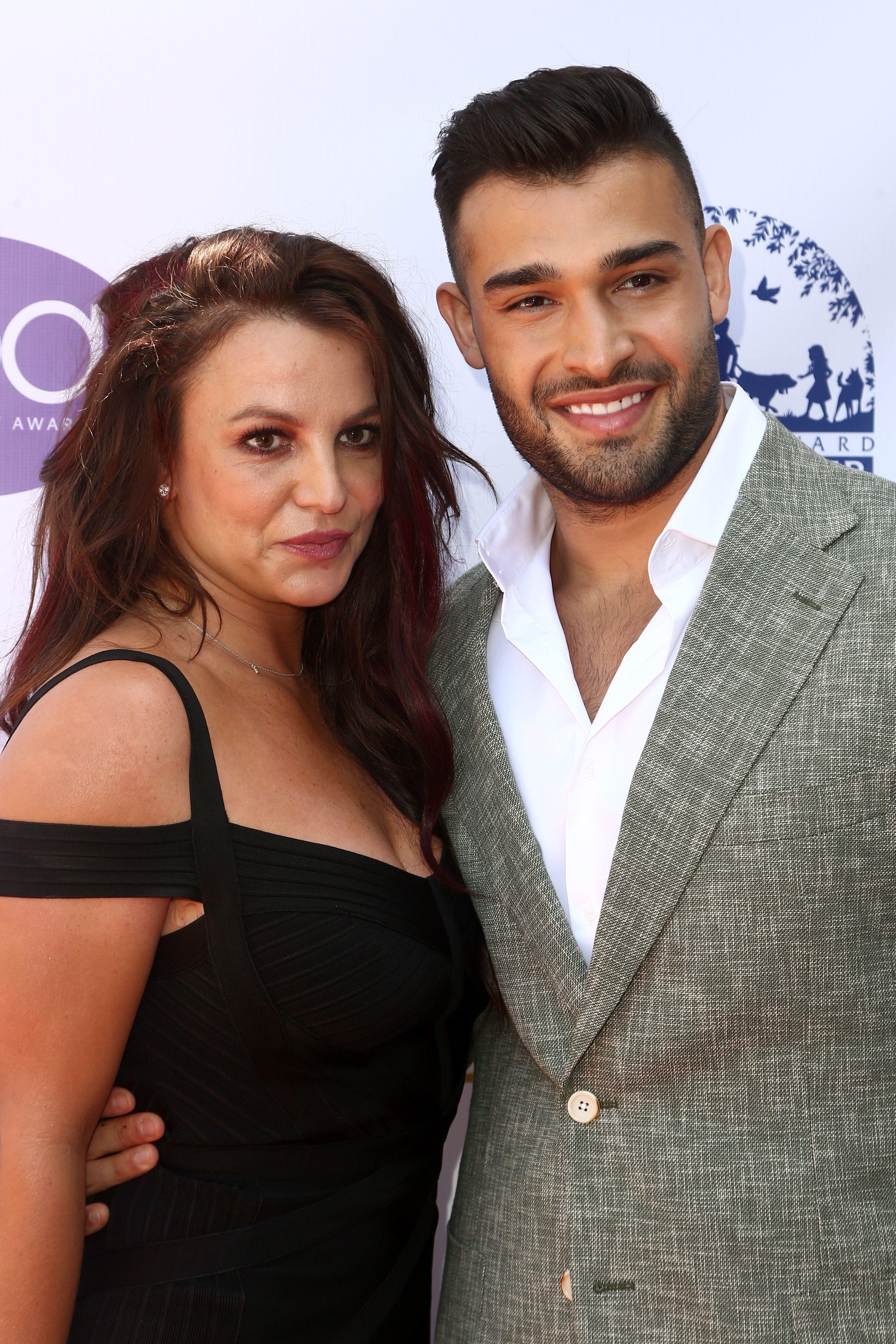 Britney Spears boyfriend: Sam Asghari is buff: Pictures