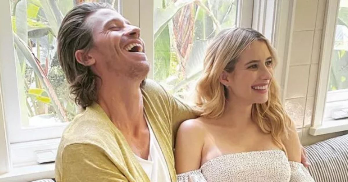 Emma Roberts Reveals Baby's Gender With Boyfriend Garrett ...