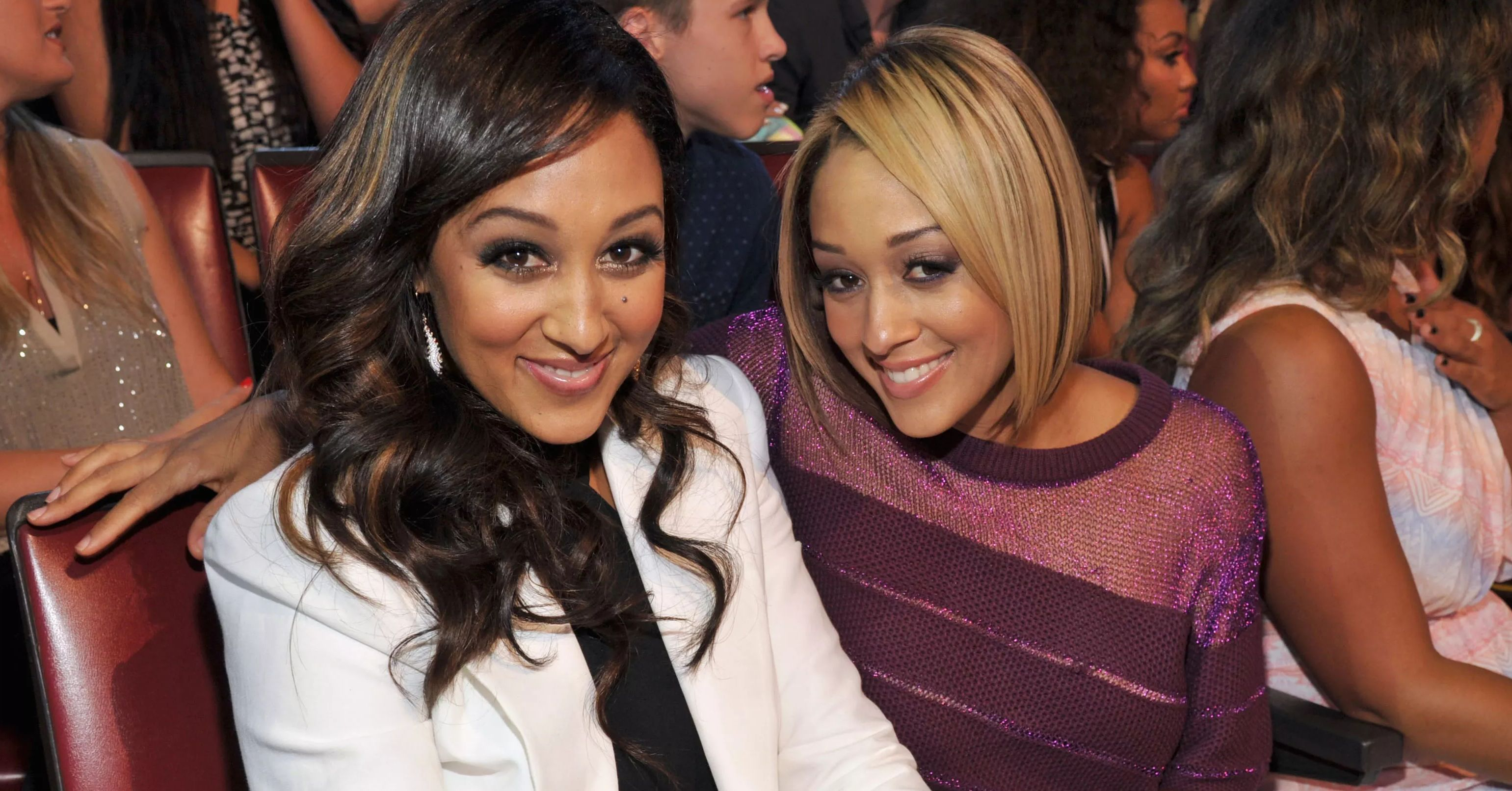 Tia Mowry Wants To See Sister Tamera But Can T Due To