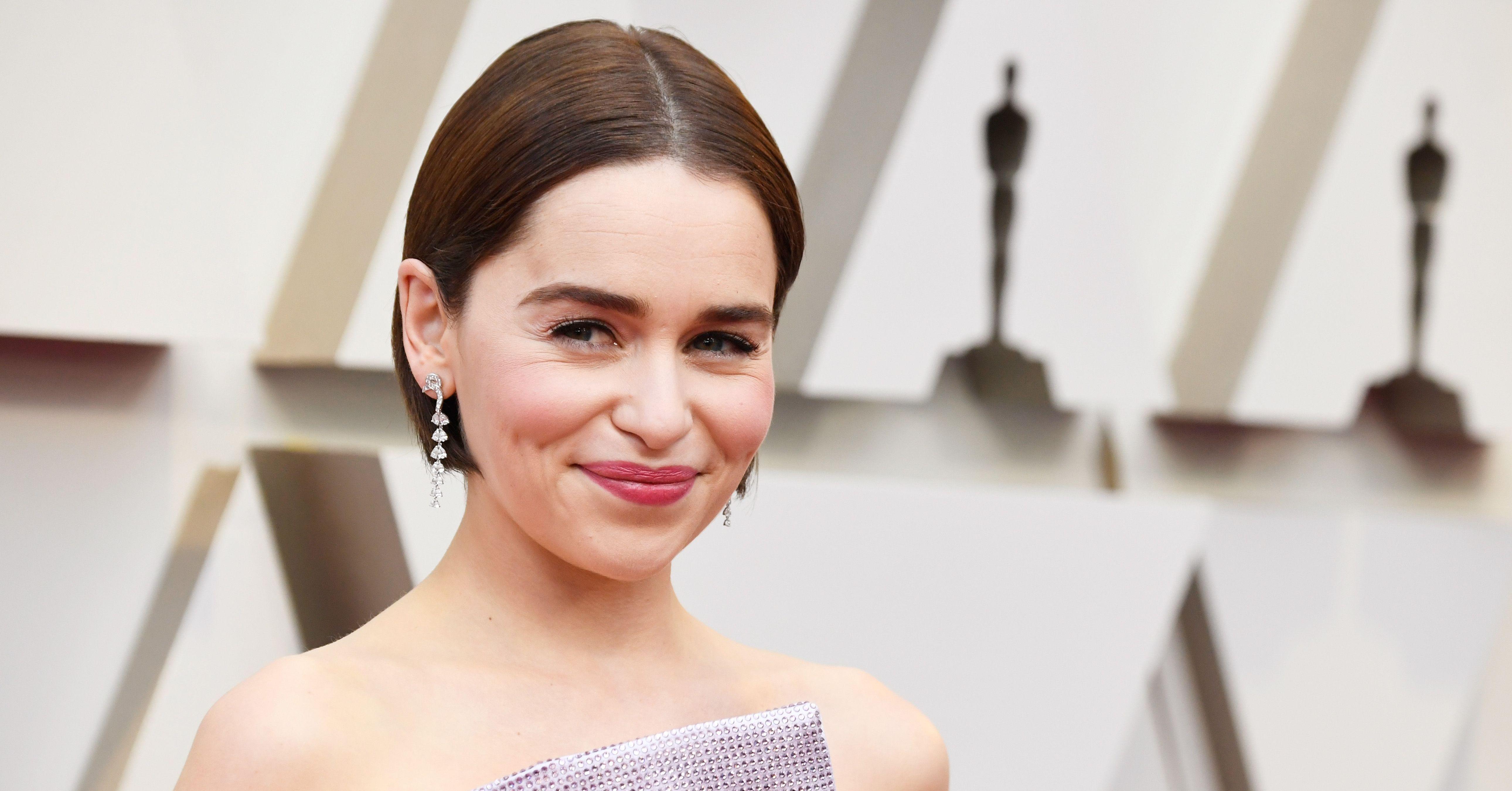 Emilia Clarke felt pressured to do nude scenes in Game of
