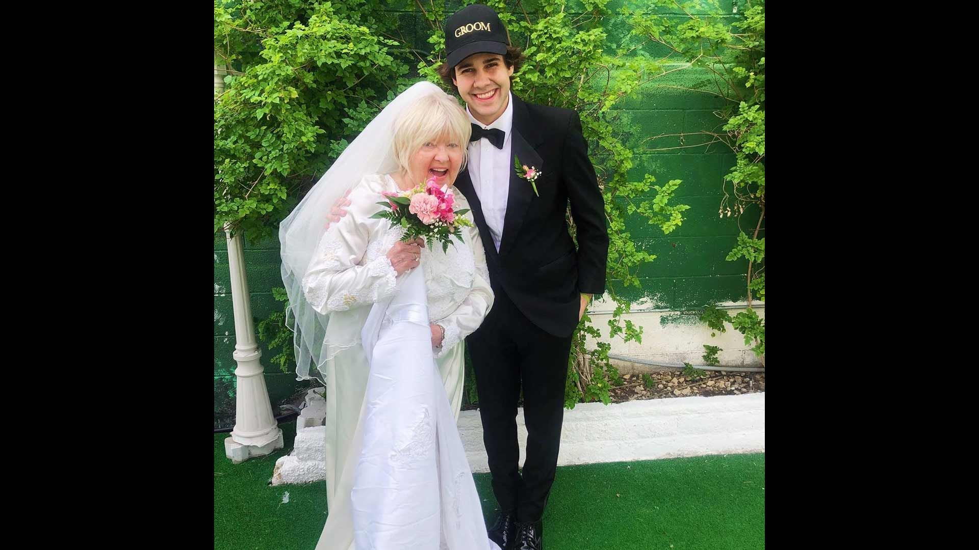 YouTube Star David Dobrik Files for Divorce From Fellow YouTube Star Jason Nash's Mom