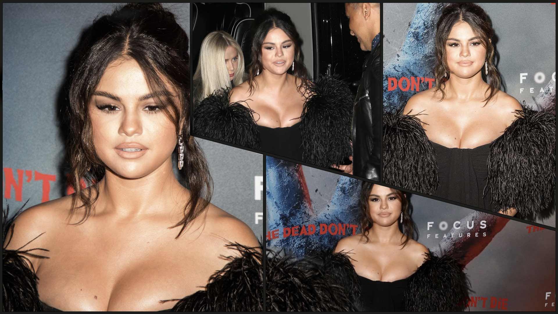 Selena Gomez Brings +2 to 'The Dead Don't Die' Premiere