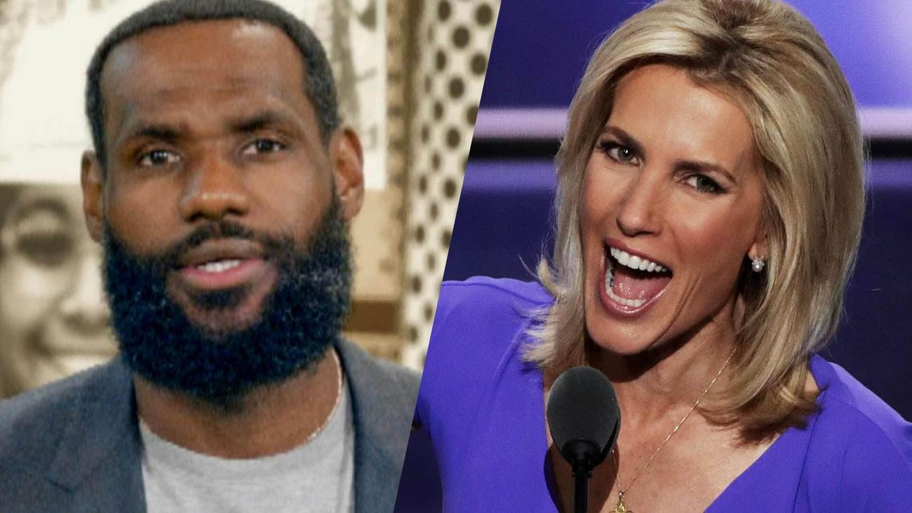 Lebron James Schooling Laura Ingraham Leads To Demand For Sponsors To Drop Fox News Host