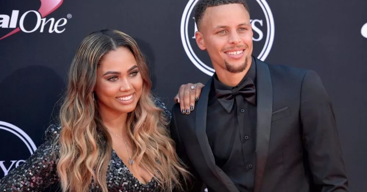 ayesha curry stuns in sweat session with shirtless husband