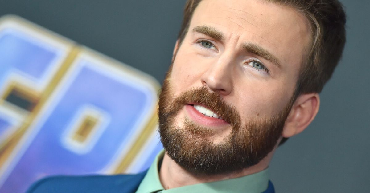 Oops! Chris Evans Accidentally Posted a Picture of His