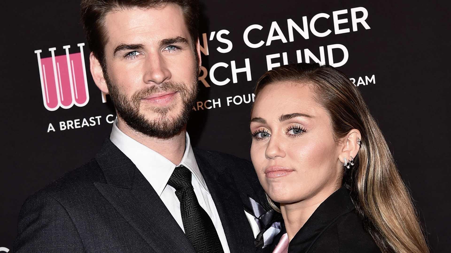 Miley Cyrus Pokes Fun at Liam Breakup Rumors on 10-Year Anniversary