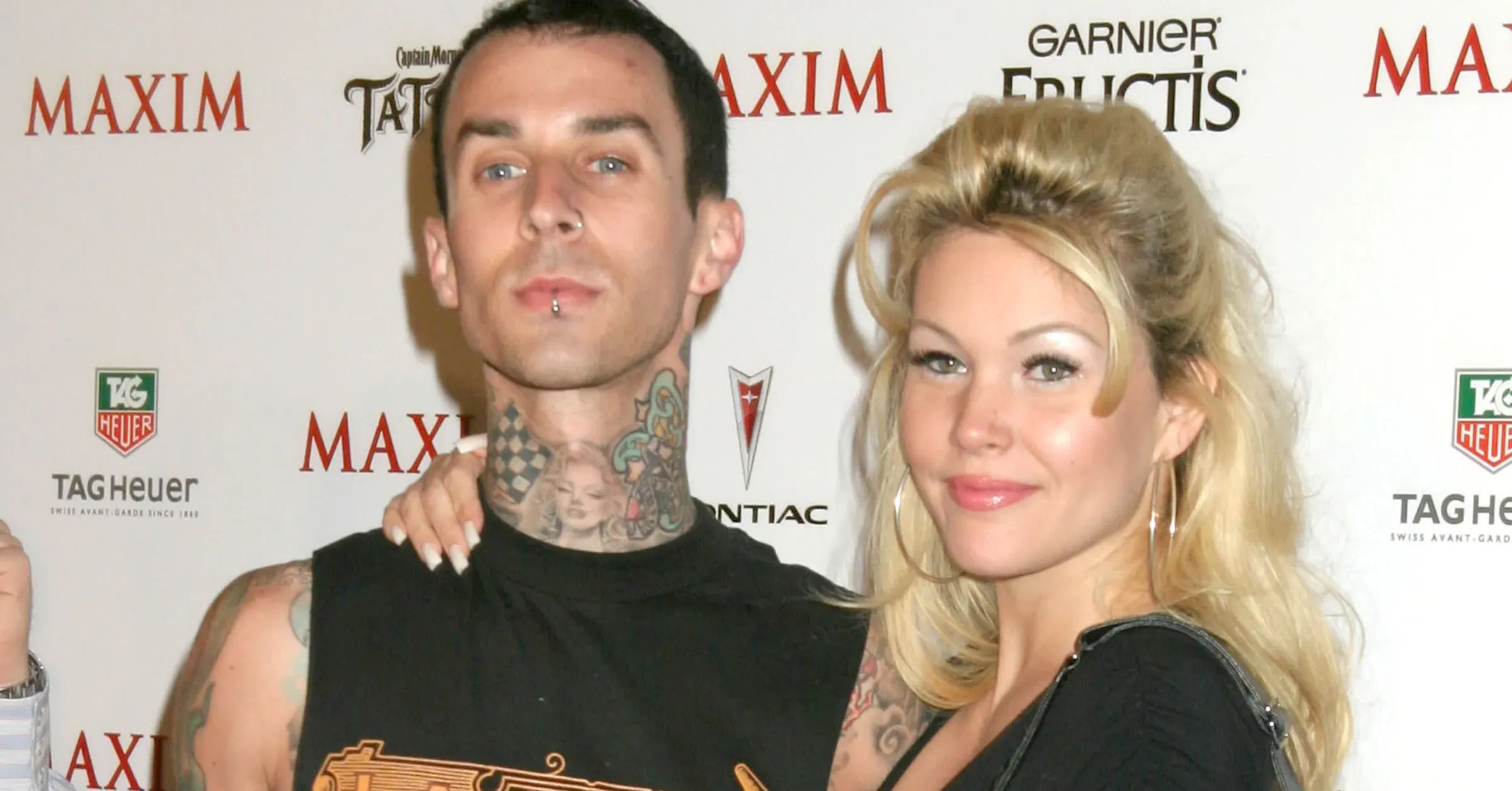 Travis Barker's Ex-Wife, Shanna Moakler, TROLLS The ...