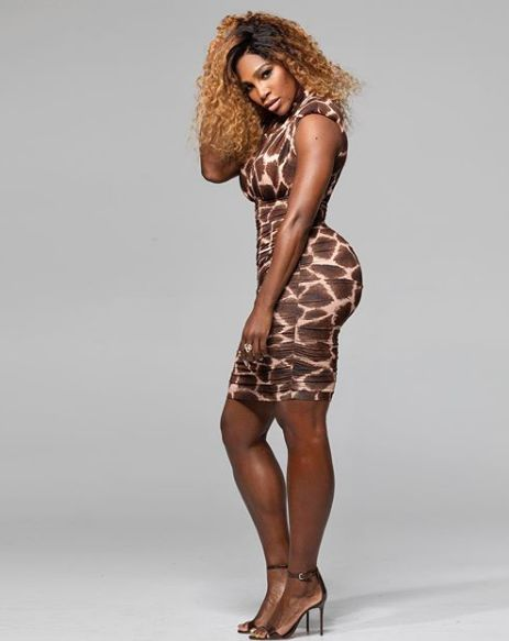 Serena Williams Admits Disney Dress Doesn T Fit While