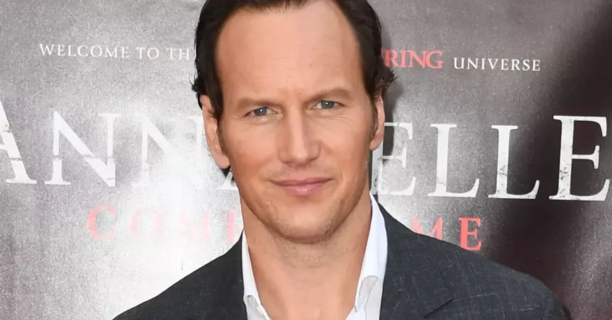 Patrick Wilson Shirtless & Ripped Cooking For Wife On Twitter!