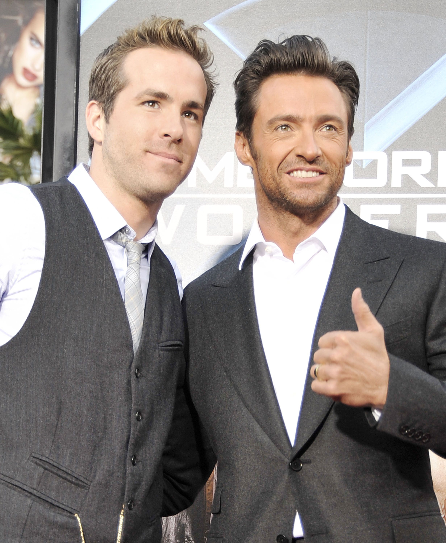 Ryan Reynolds, Hugh Jackman, And Jake Gyllenhaal ...